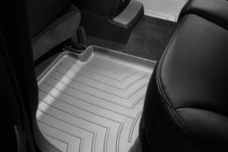 WeatherTech® 460132 - DigitalFit™ Molded Floor Liner (2nd Row, Gray)