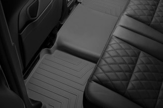 Image may not reflect your exact vehicle! WeatherTech® - DigitalFit™ Molded Floor Liner - Gray