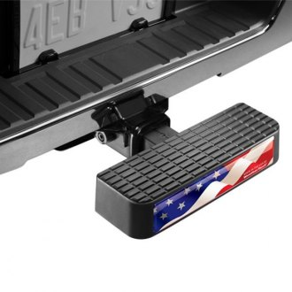 "WeatherTech® - BumpStep™ USA Hitch Step for 2"" Receivers"
