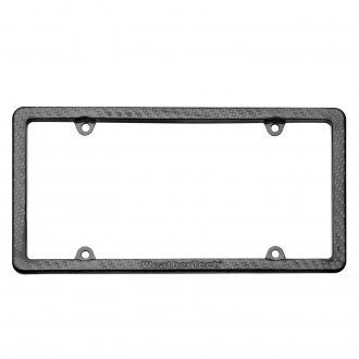 WeatherTech® - Carbon Fiber License Plate Frame