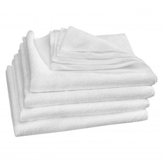 WeatherTech® - Super White Microfiber Cleaning Cloth
