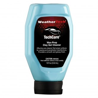 WeatherTech® - TechCare™ 18 oz. Bottle Wax-Prep Clay Gel Cleaner