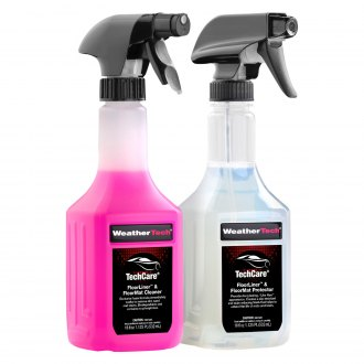 WeatherTech® - TechCare™ 18 oz. Bottle FloorLiner and FloorMat Cleaner/Protector