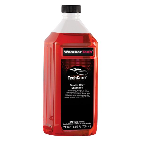 WeatherTech® - TechCare™ 24 oz. Bottle Gentle Car Shampoo