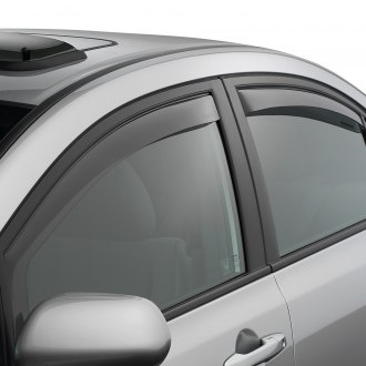 WeatherTech® - In-Channel Side Window Deflectors 5288cb53f82