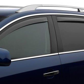 WeatherTech® - In-Channel Side Window Deflectors b2d267208c5