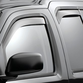 WeatherTech® - In-Channel Side Window Deflectors dd86a1bc6de