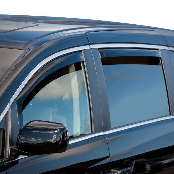 Rear WeatherTech 85450 Side Window Deflector