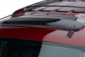 Image may not reflect your exact vehicle! WeatherTech® - Sunroof Wind Deflector