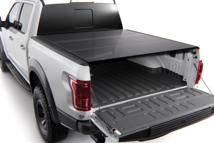 WeatherTech® AlloyCover Hard Tri-Fold Pickup Truck Bed Cover Features (Full HD)