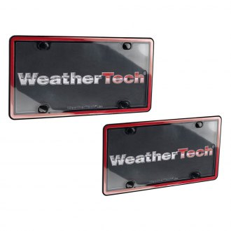WeatherTech® - ClearCover® License Plate Frame