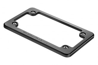 WeatherTech® - Billet Motorcycle License Plate Frame