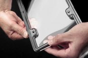 WeatherTech® ClearCover™ License Plate Frame Presentation Video 602x420