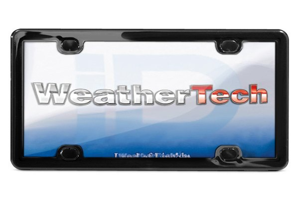 WeatherTech® - PlateFrame License Plate Frame