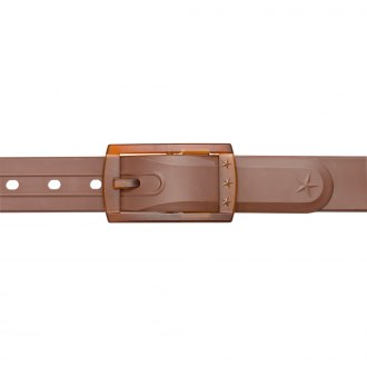 WeatherTech® - StarBelt™ One-Size-Fits-All Plastic Belt - Brown