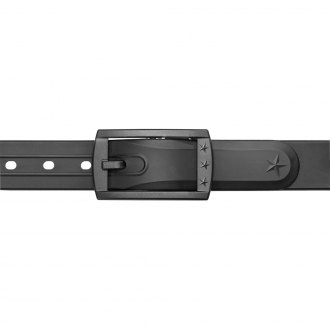 WeatherTech® - StarBelt™ One-Size-Fits-All Plastic Belt - Black