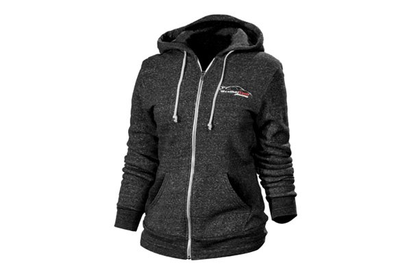 WeatherTech® - Faded WT - Racing Logo Hoodie Unisex (Charcoal, XS)