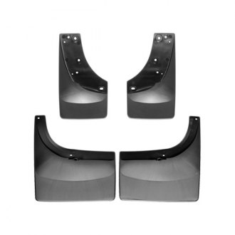 WeatherTech® - DigitalFit™ No-Drill Mud Flaps - Front and Rear