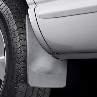 WeatherTech® - DigitalFit™ No-Drill Mud Flaps - Front