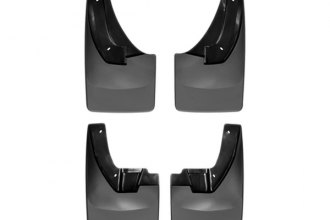 WeatherTech® 110026-120026 - Front and Rear No-Drill Mud Flaps