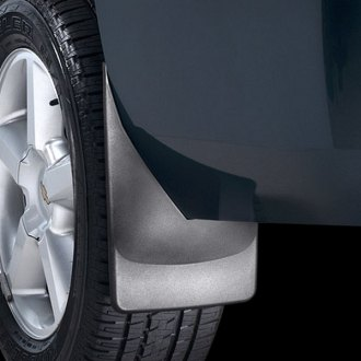 WeatherTech® - DigitalFit™ No-Drill Mud Flaps - Rear