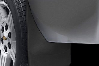 WeatherTech® 120016 - Rear No-Drill Mud Flaps