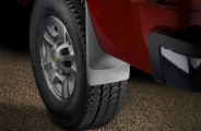 WeatherTech® 120006 - Rear No-Drill Mud Flaps