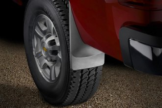 WeatherTech® 120022 - Rear No-Drill Mud Flaps