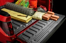 WeatherTech® Bed Liner in Use