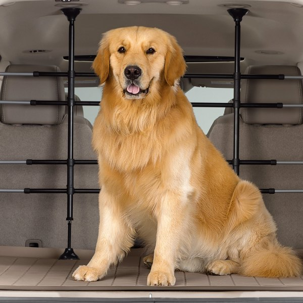 Image may not reflect your exact vehicle! WeatherTech® - Pet Barrier in Use