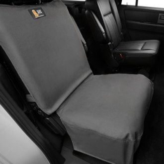 WeatherTech® - 1st or 2nd Row Black Seat Protector