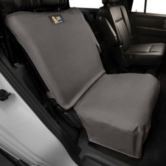 WeatherTech® - 1st or 2nd Row Cocoa Seat Protector