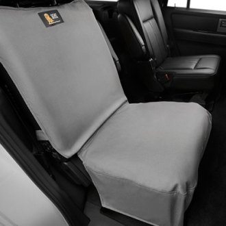 WeatherTech® - 1st or 2nd Row Gray Seat Protector