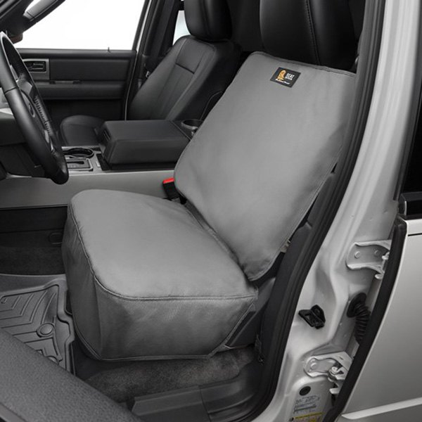 Beautiful WeatherTech®   1st Or 2nd Row Gray Seat Protector