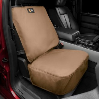 WeatherTech® - 1st or 2nd Row Tan Seat Protector