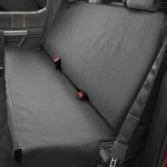 WeatherTech® - 2nd or 3rd Row Black Seat Protector