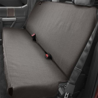 WeatherTech® - 2nd Row Cocoa Seat Protector