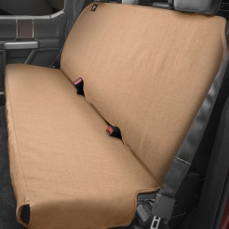WeatherTech® - 2nd or 3rd Row Tan Seat Protector