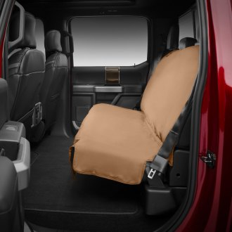 WeatherTech® - 2nd Row Tan Seat Protector
