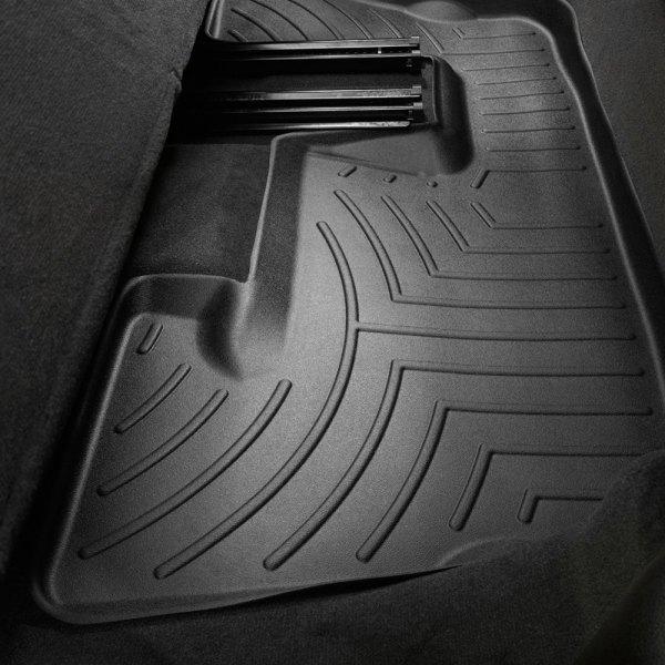 WeatherTech DigitalFit FloorLiner Floor Mats for Audi Q7-2007-2015 Tan