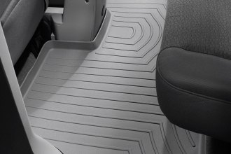 WeatherTech® - DigitalFit™ Molded Floor Liner - Gray