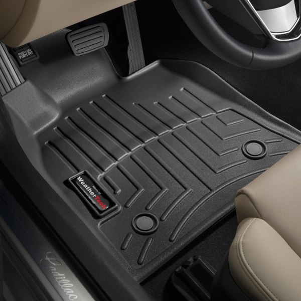 GGBAILEY D51338-S1A-BK-LP Custom Fit Car Mats for 2016 Passenger /& Rear Floor 2017 Mercedes-Benz GLE Coupe Black Loop Driver