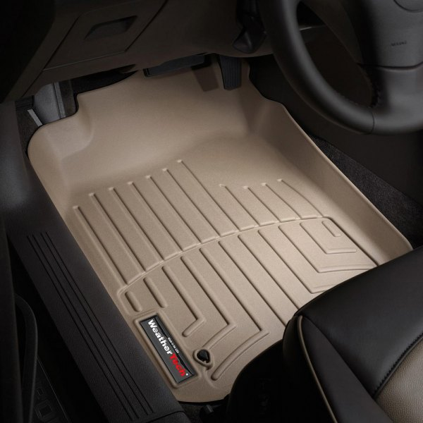 1st Row WeatherTech All-Weather Floor Mats for Ford Escape 2005-2010