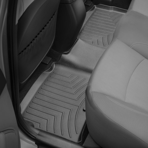 Passenger /& Rear 1988 GGBAILEY D60014-S1A-BLK Custom Fit Automotive Carpet Floor Mats for 1987 1989 Volvo 700 Series Black Driver