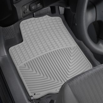 WeatherTech® - All-Weather 1st Row Gray Floor Mats