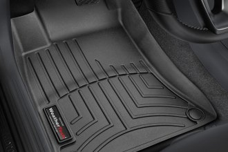 Weathertech 445151 digitalfit 1st row black molded for 2017 mercedes benz gla 250 floor mats