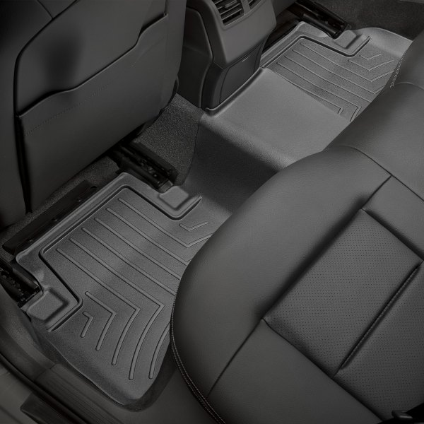 WeatherTech® - DigitalFit™ Molded Floor Liner - Black