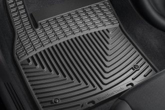 WeatherTech® - All-Weather Floor Mats - Black