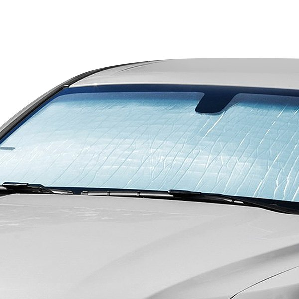 Image may not reflect your exact vehicle! WeatherTech� TechShade Sun Shade in Use