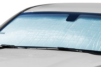 Image may not reflect your exact vehicle! WeatherTech® - TechShade Sun Shade in Use